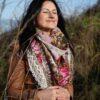 spicy-scarves-unieke-dames-sjaal-omslagdoek-WildFlower