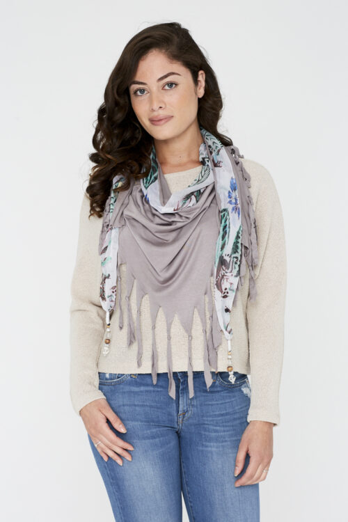 Sjaal-Elephant Forest-Spicy Scarves-voor 00045