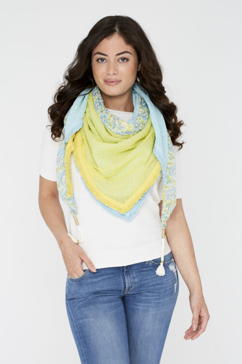 Sjaal-Lemon Water-Spicy Scarves-voor 00040